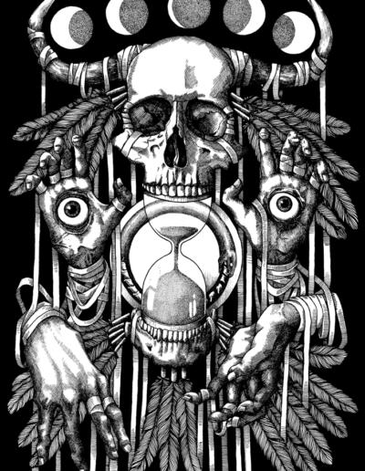 Card XIII: Death