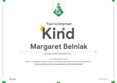 Google_Interland_Margaret-Belniak_Certificate_of_Kindness
